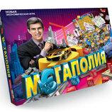Экономическая игра Мегаполия Danko Toys