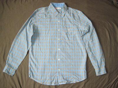 Levi's L рубашка мужская натуральная