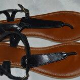 Босоножки сандали кожа Next размер 39 6 , босоніжки сандалі шкіра