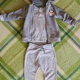 Спортивный костюм H&M Эйч энд Эм на 1.5-2 года