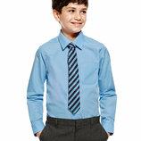 Рубашки Marks&Spencer 4 шт. Раз.12-13 158см .