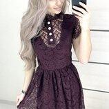 Платье новинка цвета