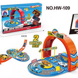 Автотрек Hot Wheels Хот Вилс трэк трек