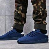 Кроссовки мужские Adidas Pharrell Williams, темно-синие