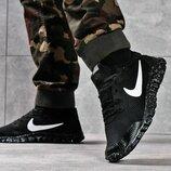 Кроссовки мужские Nike Free 3.0, черные