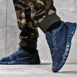 Кроссовки мужские Nike Free 3.0, темно-синие