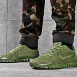 Кроссовки мужские Nike Free 3.0, хаки
