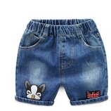 Крутые джинс шорты р. 120-130