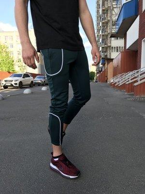 Мужские Спортивные штаны LC - Orion зеленые