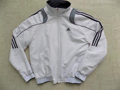 Мужская спортивная куртка ветровка Адидас