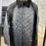 Мужская куртка жакет Barbour Liddesdale Quilted Jacket Black