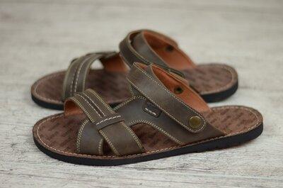 Мужские кожаные сандалии, босоножки Bonis 25 кор