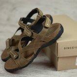 Мужские кожаные сандалии, босоножки StepWey 1072 кор