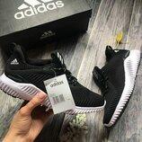 Новые качественные кроссовки Adidas Alphabounce EM Unisex Running Shoes