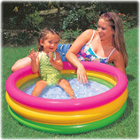 Бассейн 58924 Детский. Басейн дитячий. Бассейн надувной Intex. Басейн надувний Інтекс.