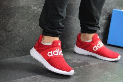 Кроссовки мужские сетка Adidas red