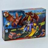 Гоночный автотрек Битва с драконом