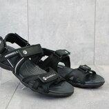 Мужские сандалии Merrell, натуральная кожа, код gavk-2105