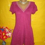 Очень красивое женское платье -туника South Сауз грудь 40 см