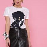 Женская летняя футболка из мягкой вискозы Jewelry women Boy-2 А скл.2
