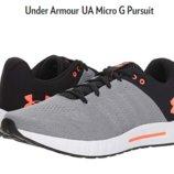 Under Armour Micro G Pursuit кроссовки мужские беговые
