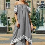 Летнее красивое платье 968