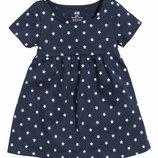 Новое платье H&M р. 12-18 месяцев
