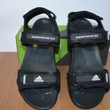 Кожаные сандалии Adidas