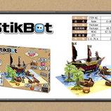 Игровой набор для создания фильмов Stikbot studio Стикбот студия
