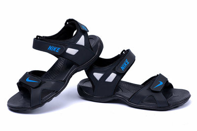 Мужские кожаные сандалии Nike Air Max Best Vak Y л2-03 с