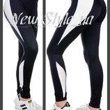 Трикотажные спортивные лосины , леггинсы. Женские лосины, Спортивные штаны