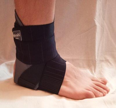 Ортез на голеностопный сустав push. размер 2