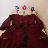 Нарядное платье Next, 2-3 года - 98 см