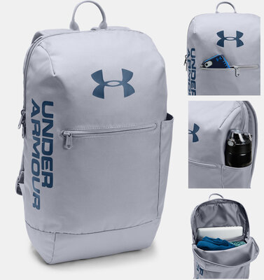 Рюкзак Under Armour UA Patterson Backpack Оригинал Городской
