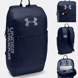 Рюкзак Under Armour UA Patterson Backpack Navy Оригинал Тёмно синий цвет