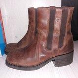 Кожаные Ботинки Wrangler 7 40-41р