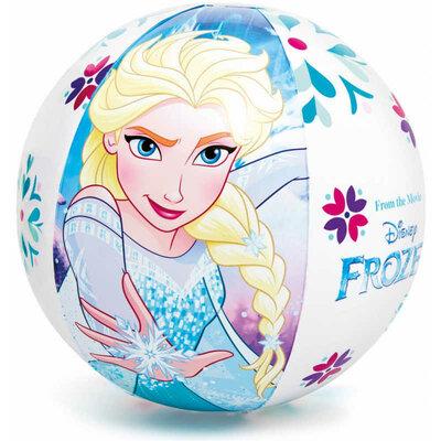 Intex Мяч надувн. 58021 Фрозен 51см, в коробке