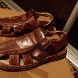 Босоножки сандалии р.41.5 поо стельке 26.5 - 27см