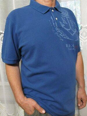 Мужская футболка поло OLD NAVY р.50-52 100% cotton