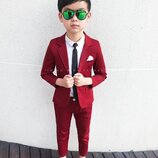 Шикарный костюмчик для маленьких джентельменов