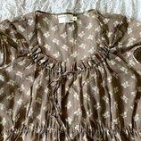 Пляжное невесомое новое платье RÜTZOU Дания 38