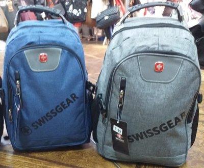 Швейцарский городской рюкзак SWISSGEAR с ортопедической спинкой.