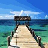 Картина По Номерам. BRUSHME Карибы GX21744