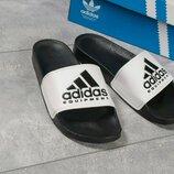 Шлепанцы мужские Adidas Equipment, черные