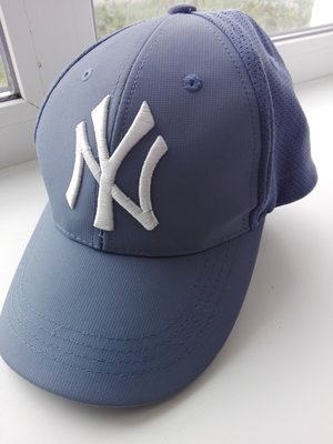 Кепка, бейсболка NY