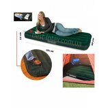 Односпальная самонадувающаяся кровать-матрас Intex Twin 66927