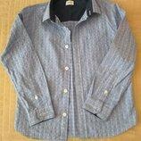 Продам в новом состоянии,фирменную F&F,рубашку, 6-8 лет.