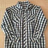 Продам в новом состоянии,фирменную Dunnes Stores,красивую рубашку,6-8 лет.