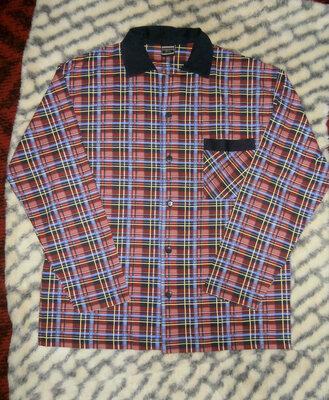 Мужская трикотажная пижамная рубашка