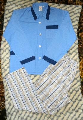Мужская комбинированная пижама